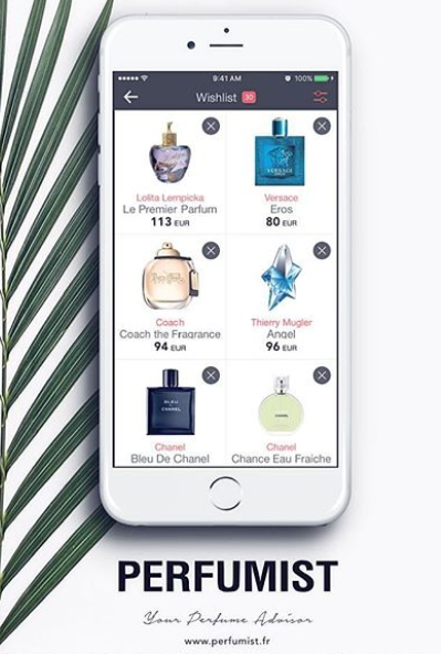 Why The Perfumist App Might Change The Way You Buy Fragrances
