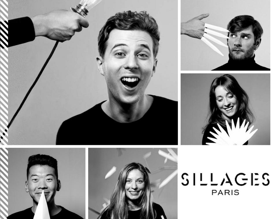 Sillages Paris